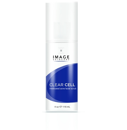 Image Skincare Clear Cell Medicated Acne Facial Scrub